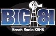 Big 81 Ranch Radio KBHB